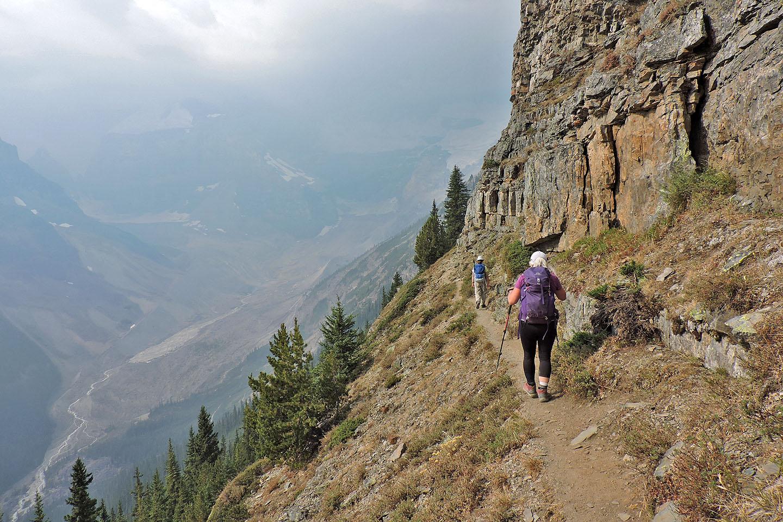 Devil's Thumb on mt. mitchell trail, castle rock trail, alaska trail, slick rock trail, boundary peak trail, black mountain trail, redwood creek trail, mount juneau trail, niagara gorge trail, camelback mountain trail,
